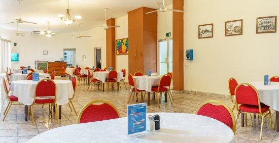 Hotel Republica: Restaurante