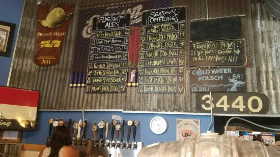 Carter's Brewery and Tap Room: 20160630_171941_large.jpg