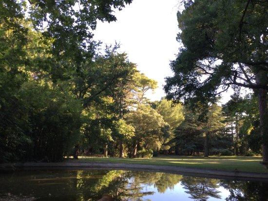 Saint-Hippolyte-le-Graveyron, ฝรั่งเศส: Une partie du parc