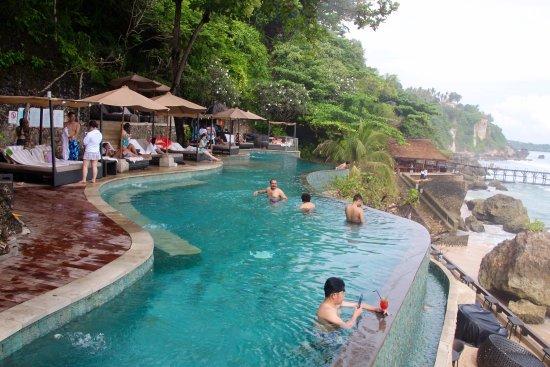 RIMBA Jimbaran Bali by AYANA : Fantastisk personale og meget flot Resort.