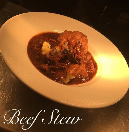 Cambuslang, UK: Beef Stew @ Orion Way