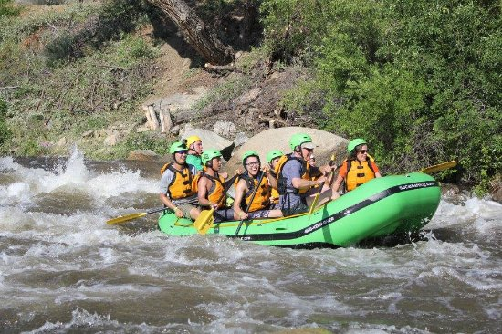 Kernville, Califórnia: Photo taken by SoCal Rafting