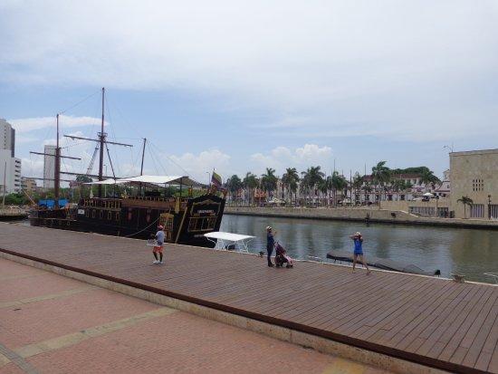 Muelle La Bodeguita
