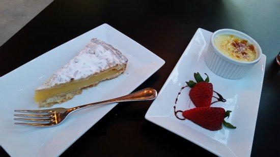 St. Catharines, Kanada: Dessert