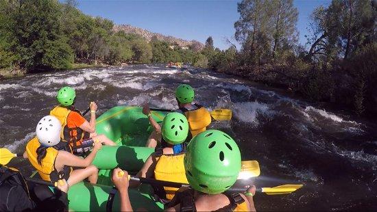 Kernville, Californien: rapids