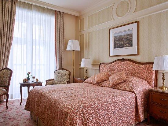 Grand Hotel Wien: Superior Room