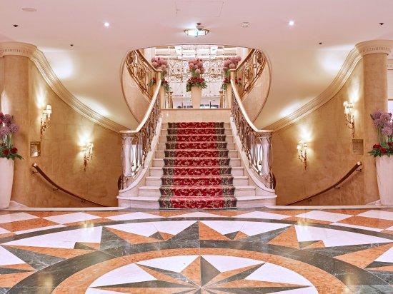 Grand Hotel Wien: Lobby