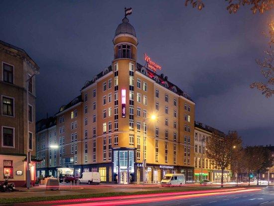 Hotel Mercure Wien Westbahnhof: Exterior