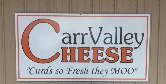 ‪Carr Valley Cheese‬