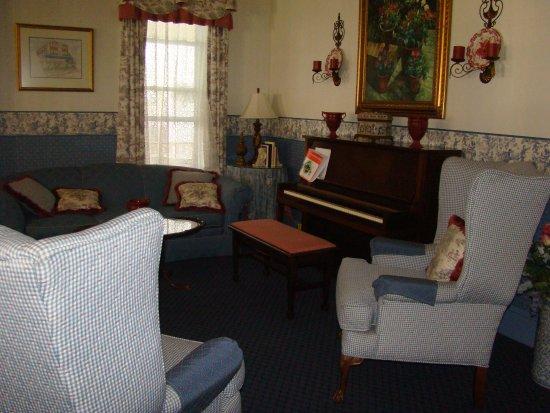 Scarborough Inn : Lobby