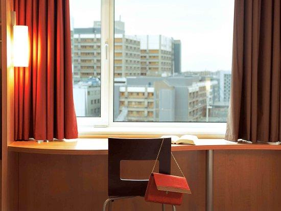 Ibis Dijon Gare : Guest Room