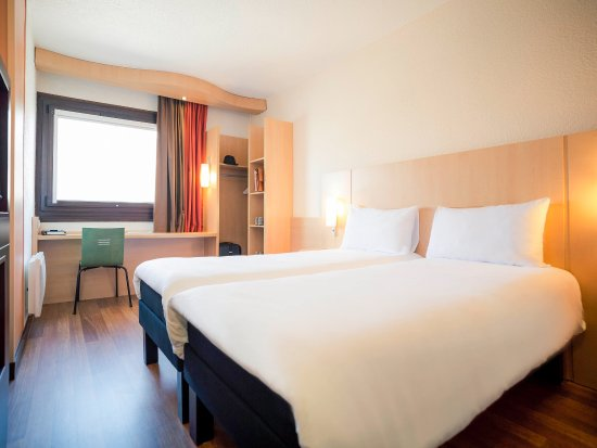 Ibis Grenoble Gare: Guest Room
