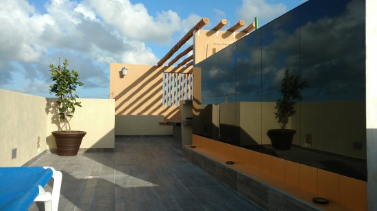 Casita de Maya: 4th Floor Terrace