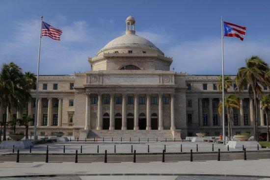 ‪The Capitol of Puerto Rico‬