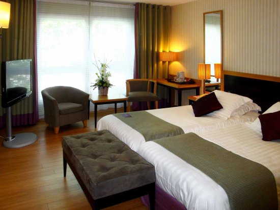 Mercure Montpellier Centre Antigone Hotel: Guest Room