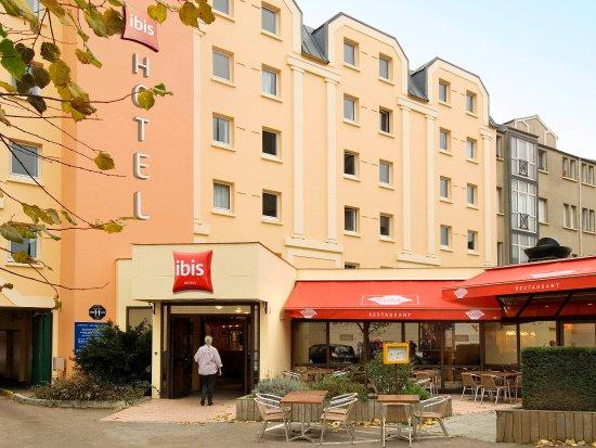 Ibis Rouen Centre Rive Droite