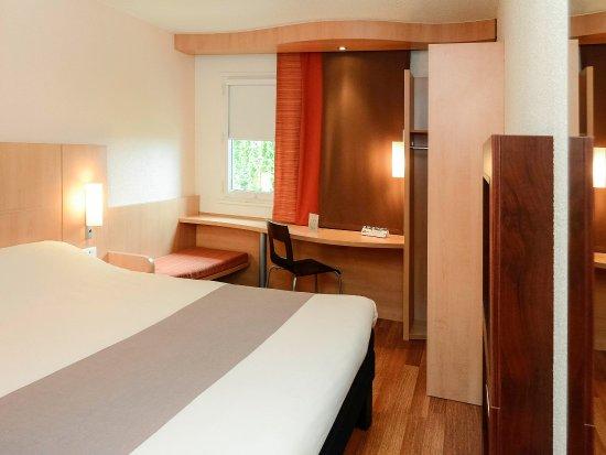Ibis Budget Rouen sud Zénith : Guest Room