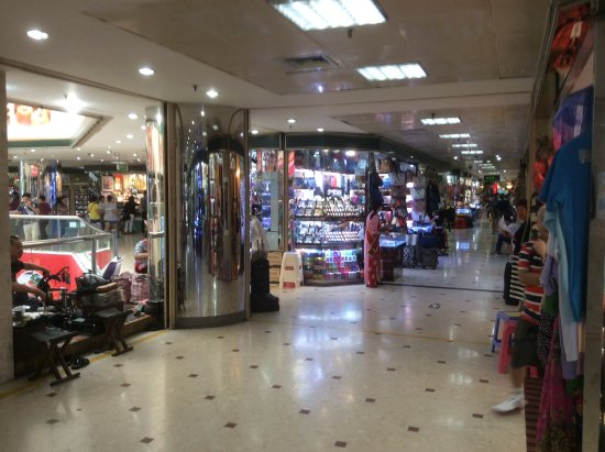 34c3928caf Luohu Commerical City (Lo Wu Shopping Plaza): Five floors of small shops  like