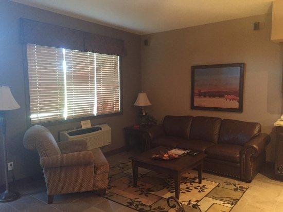 Bighorn Meadows Resort: 600 building- 2nd floor- AMAZING property!