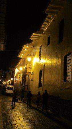Del Prado Inn: A noite, próximo das baladas