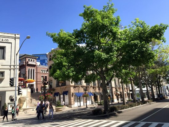 Beverly Hills, CA: calle