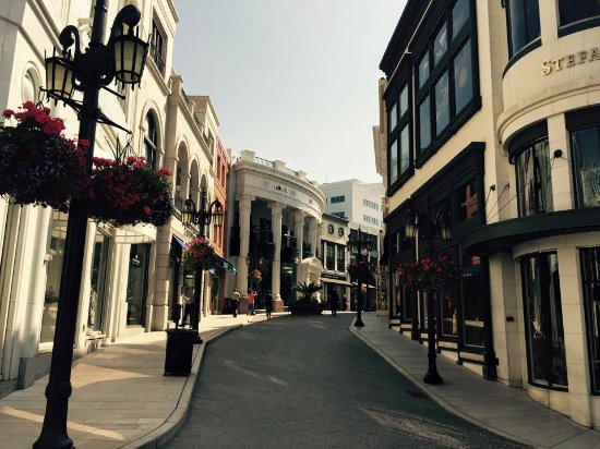 Beverly Hills, CA: pasaje