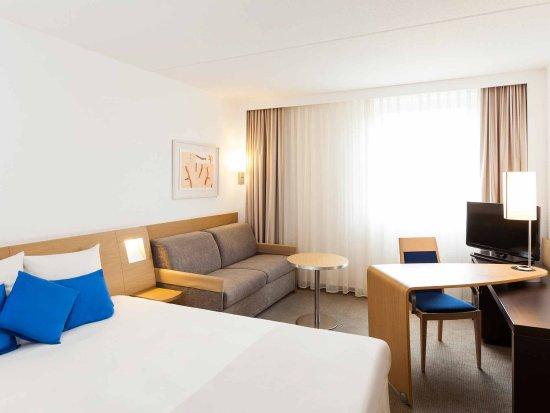 Novotel Paris Sud Porte de Charenton: Guest Room