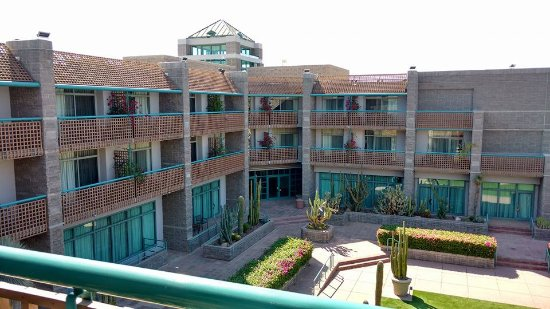 Hyatt Regency Scottsdale Resort and Spa at Gainey Ranch: Courtyard