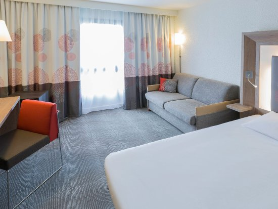 Novotel Amboise: Guest Room