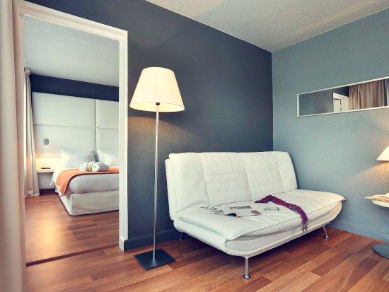Ussac, ฝรั่งเศส: Guest Room