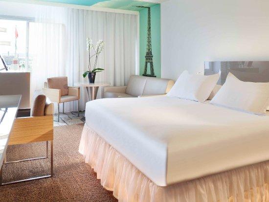 Mercure Paris Vaugirard Porte de Versailles Hotel: Guest Room