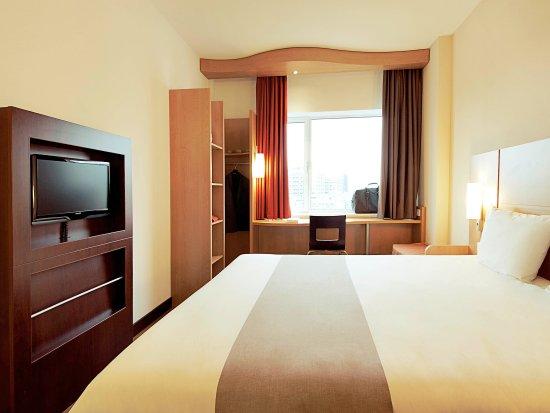 Ibis Lyon Est Beynost A42 : Guest Room