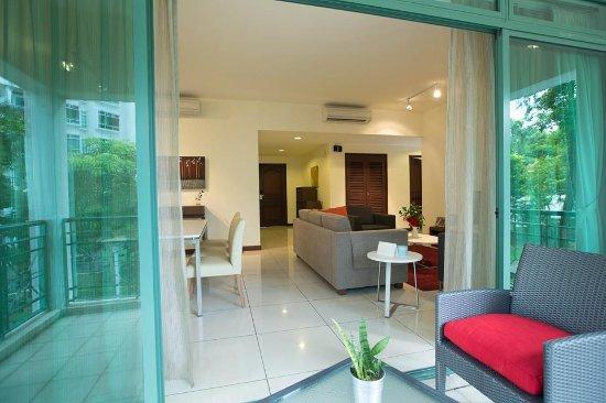 Wilby Residences Bukit Timah 1 Bedroom Apartment