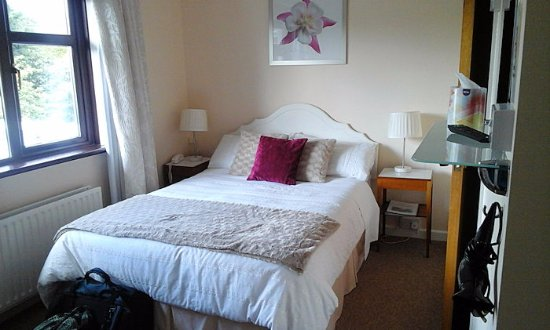 Athlumney Manor B&B: bed