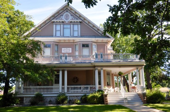 Dakotah Rose Bed & Breakfast: Beautiful bed & breakfast in a beautiful setting