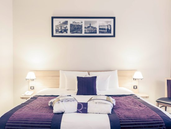 Mercure Tours Centre Gare: Guest Room