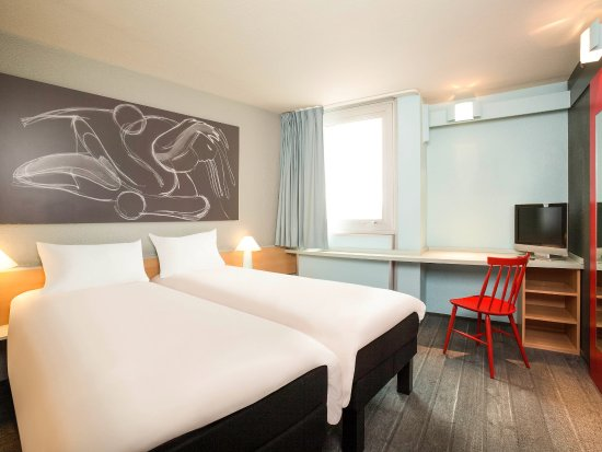 Gennevilliers, Francia: Guest Room