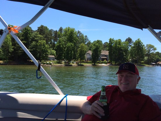 Lake Norman : Very relaxing journey!