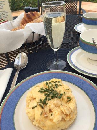 Villa St Maxime : Breakfast