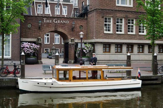 Sofitel Legend The Grand Amsterdam: Recreational Facilities