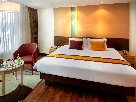 Bangkok Hotel Lotus Sukhumvit: Guest Room