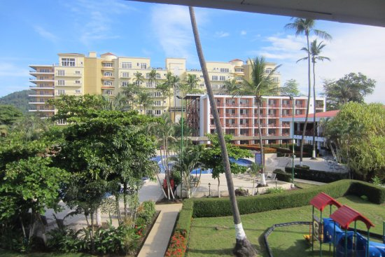 BEST WESTERN Jaco Beach All Inclusive Resort: View from Room 331