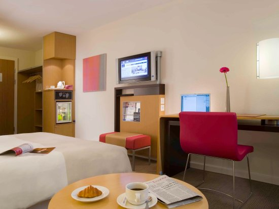 Novotel Lausanne Bussigny: Guest Room