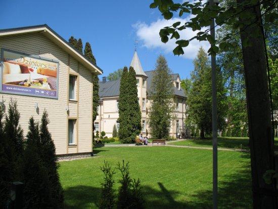 Dzintars Hotel Picture