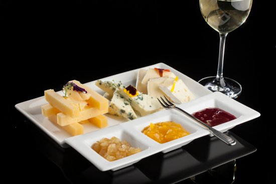 InterContinental Sao Paulo: Special Cheese Selection