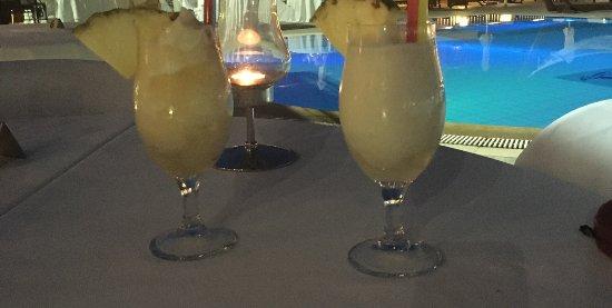 Regina Dell Acqua Resort: Dimitris cocktails