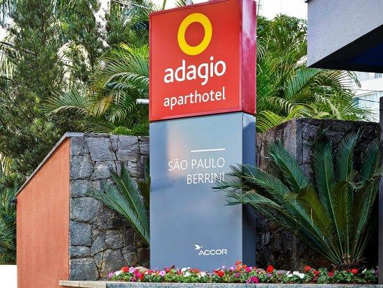 Adagio Sao Paulo Berrini: Exterior