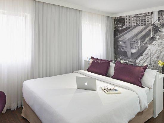 ميركيور ساو باولو بوليستا هوتل: Guest Room