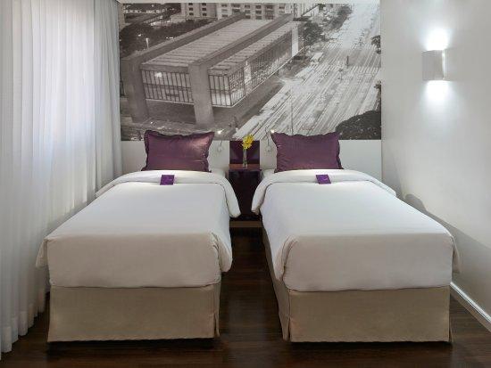 Mercure Sao Paulo Paulista: Guest Room