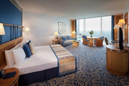 Jumeirah Beach Hotel: Ocean Deluxe Room